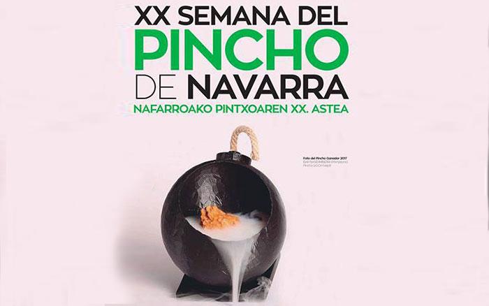 XX Semana del Pincho de Navarra