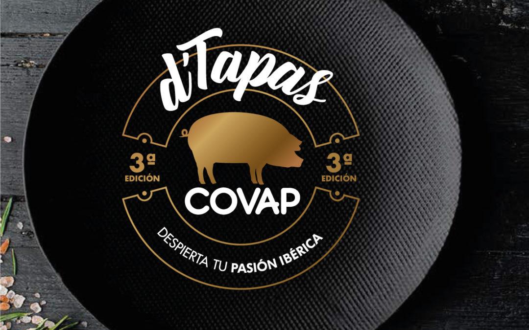 Igara, proveedor oficial del Concurso D'Tapas Covap