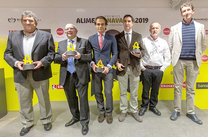Premios Alimenta Navarra, visibilidad al sector agroalimentario